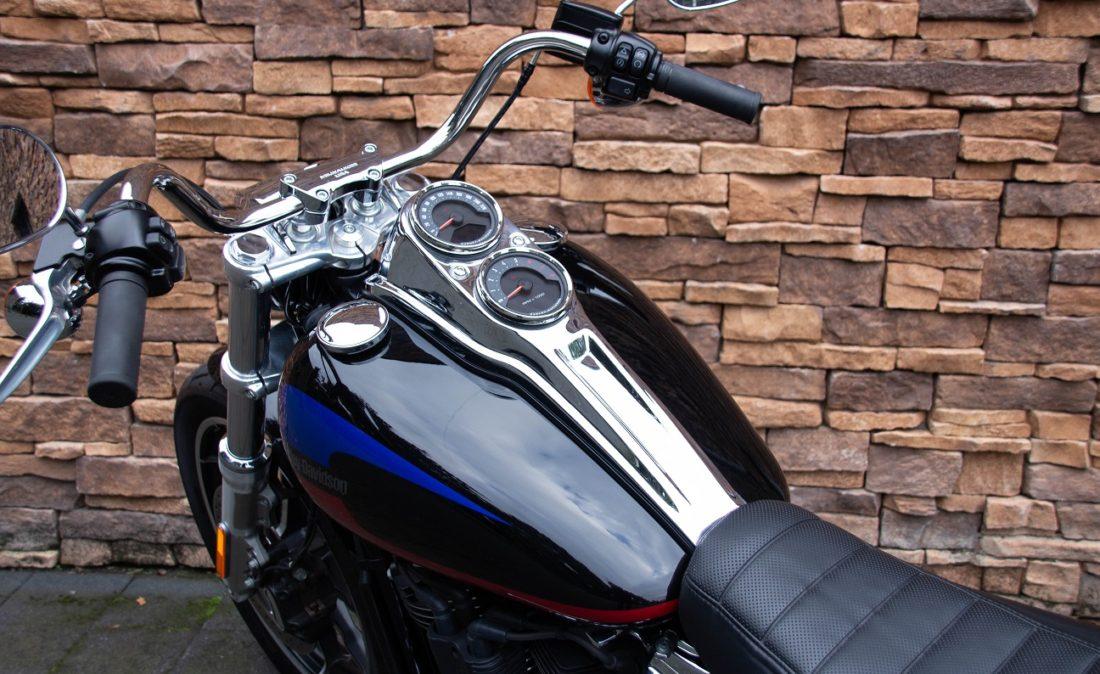 2018 Harley-Davidson FXLR Low Rider Softail M8 107 LD