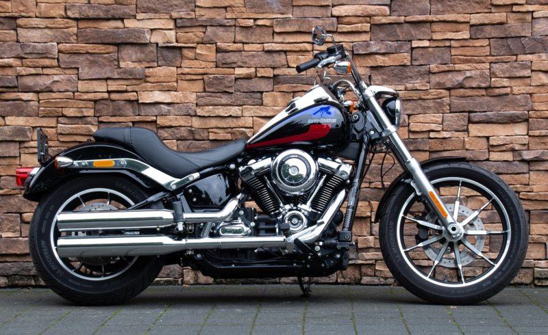 2018 Harley-Davidson FXLR Low Rider Softail M8 107