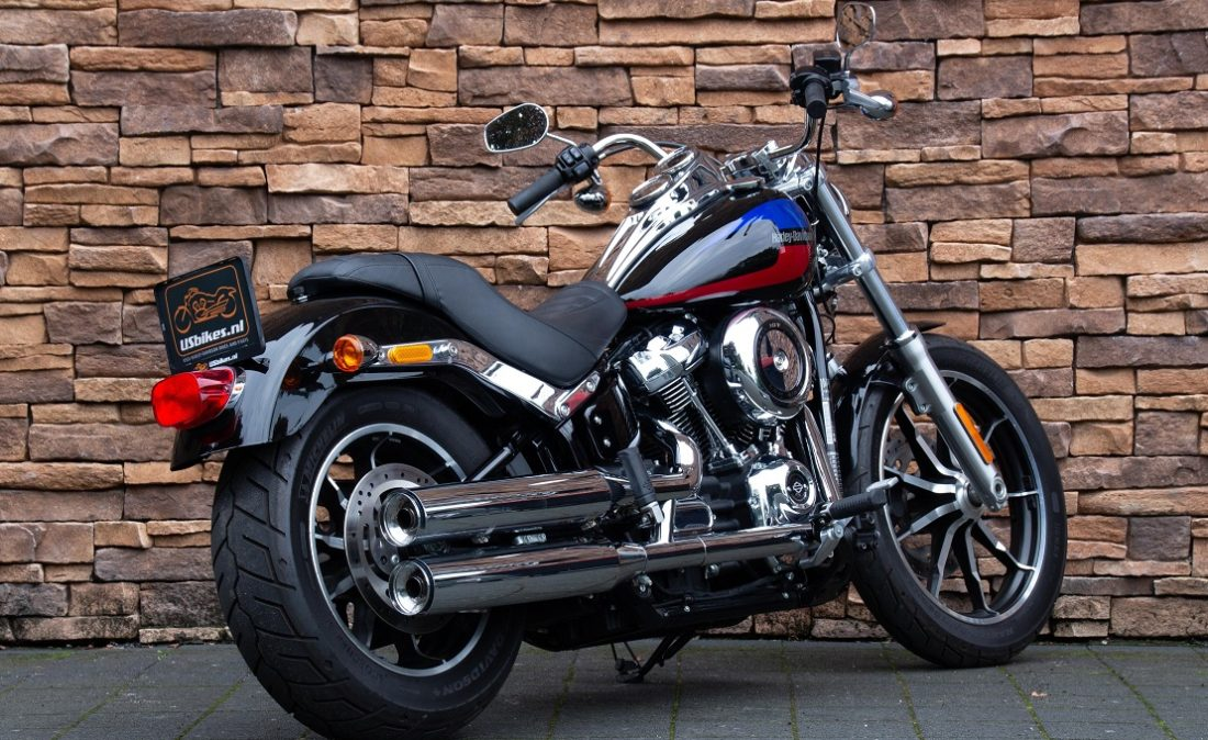 2018 Harley-Davidson FXLR Low Rider Softail M8 107 RA