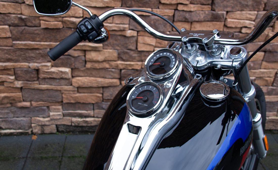 2018 Harley-Davidson FXLR Low Rider Softail M8 107 RD