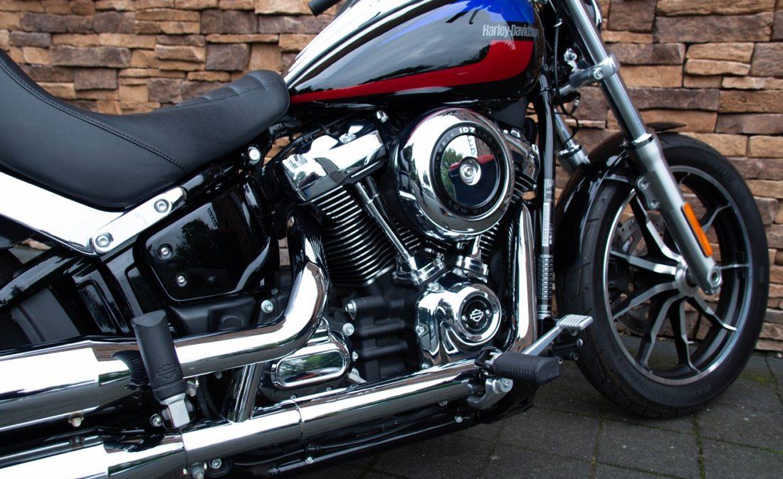 2018 Harley-Davidson FXLR Low Rider Softail M8 107 RE