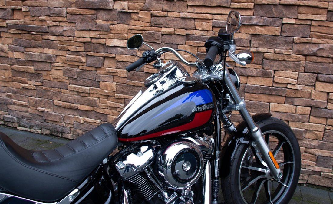 2018 Harley-Davidson FXLR Low Rider Softail M8 107 RT