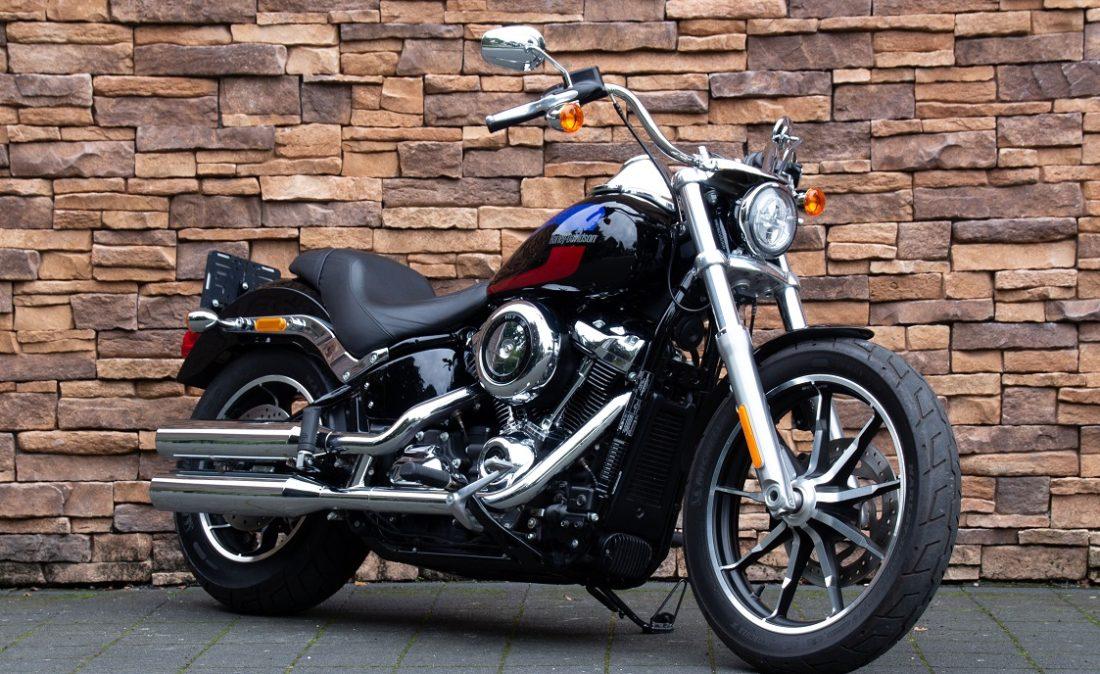 2018 Harley-Davidson FXLR Low Rider Softail M8 107 RV