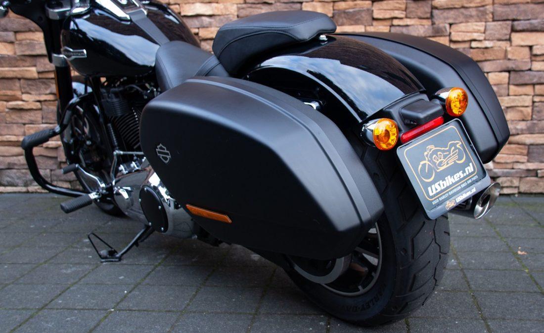 2019 Harley-Davidson FLSB Sport Glide Softail 107 M8 LSB