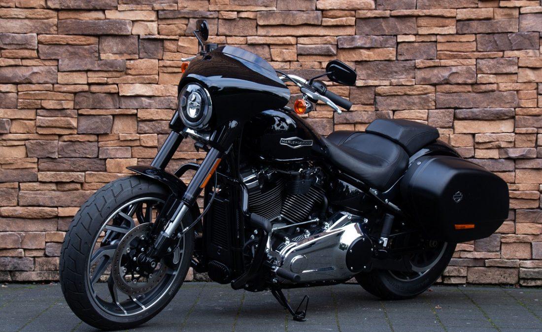 2019 Harley-Davidson FLSB Sport Glide Softail 107 M8 LV