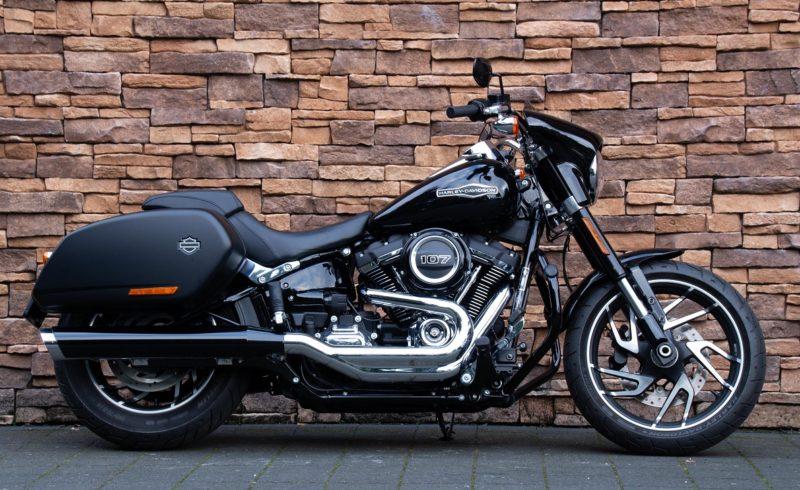 2019 Harley-Davidson FLSB Sport Glide Softail 107 M8