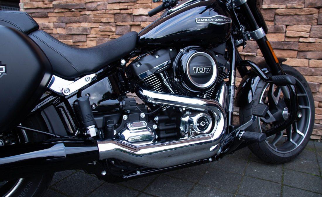 2019 Harley-Davidson FLSB Sport Glide Softail 107 M8 RE